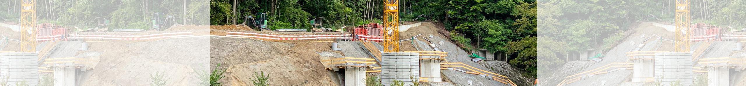 Burn und Künzi AG Adelboden – Bau Wanderweg