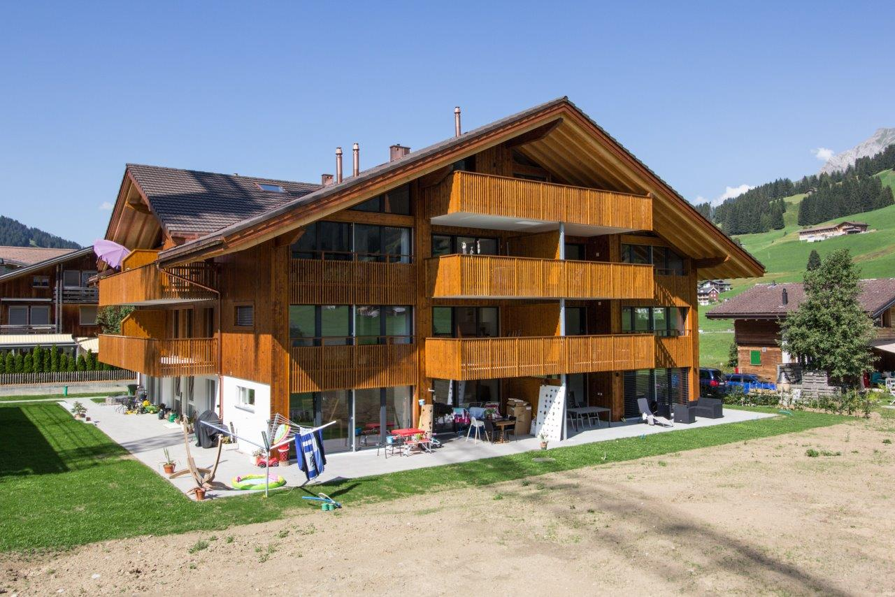 Immobilien Adelboden