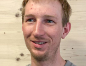 Patrick Künzi, Bodenleger Holzbau Burn AG Adelboden