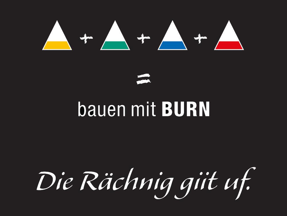 Burn AG – die Rächnig giit uf